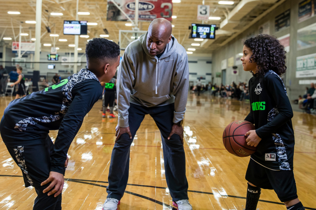 Fieldhouse USA Basketball Coach